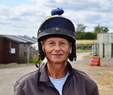 Joy Morton - Work Rider - September 2017