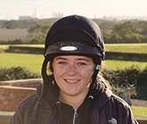 Kate Carter - Stable Lass/Work Rider - Started September: 2019